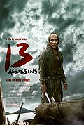 13 Assassins poster & wallpaper