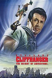 Cliffhanger Poster