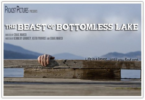 The Beast of Bottomless Lake