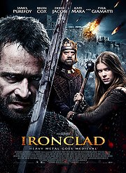 Ironclad (2011) Action, Adventure (BluRay)