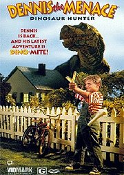 Dennis the Menace: Dinosaur Hunter