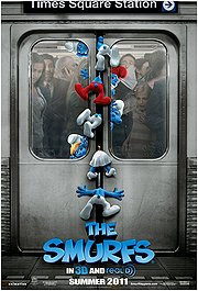 watch The Smurfs free online