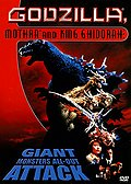 Godzilla, Mothra and King Ghidorah - Giant Monsters All-Out Attack (Gojira, Mosura, Kingu Gidor�: Daikaij� s�k�geki)