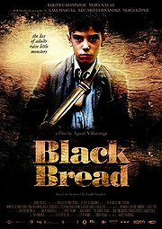 Black Bread (Pa Negre)