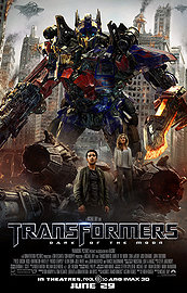 Watch Transformers: Dark of the Moon online
