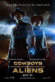 Watch Cowboys and Aliens online