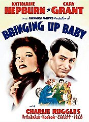 Bringing Up Baby Poster