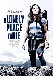 A Lonely Place to Die Poster
