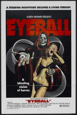Eyeball (Gatti rossi in un labirinto di vetro)(The Secret Killer)