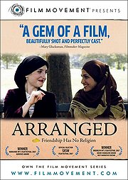 Arranged poster Zoe Lister Jones