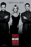 This Means War poster & wallpaper