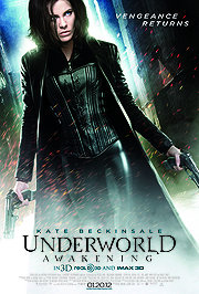 Underworld: Awakening Poster