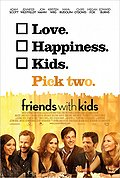Friends With Kids poster & wallpaper