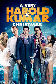 A Very Harold &amp; Kumar 3D Christmas Poster
