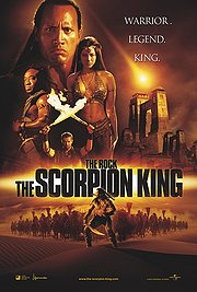 The Scorpion King (HD) Action & Adventure * Dwayne Johnson