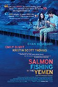 Salmon Fishing in the Yemen poster & wallpaper
