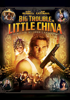 Big Trouble in Little China Cover