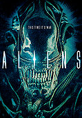 Aliens poster & wallpaper