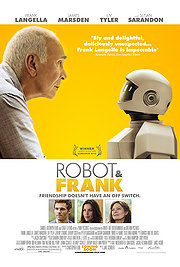 Robot &amp; Frank Poster