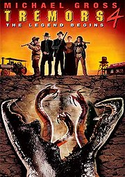 Tremors 4: The Legend Begins Poster
