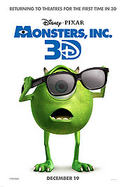 Monsters, Inc. 3D (2012)