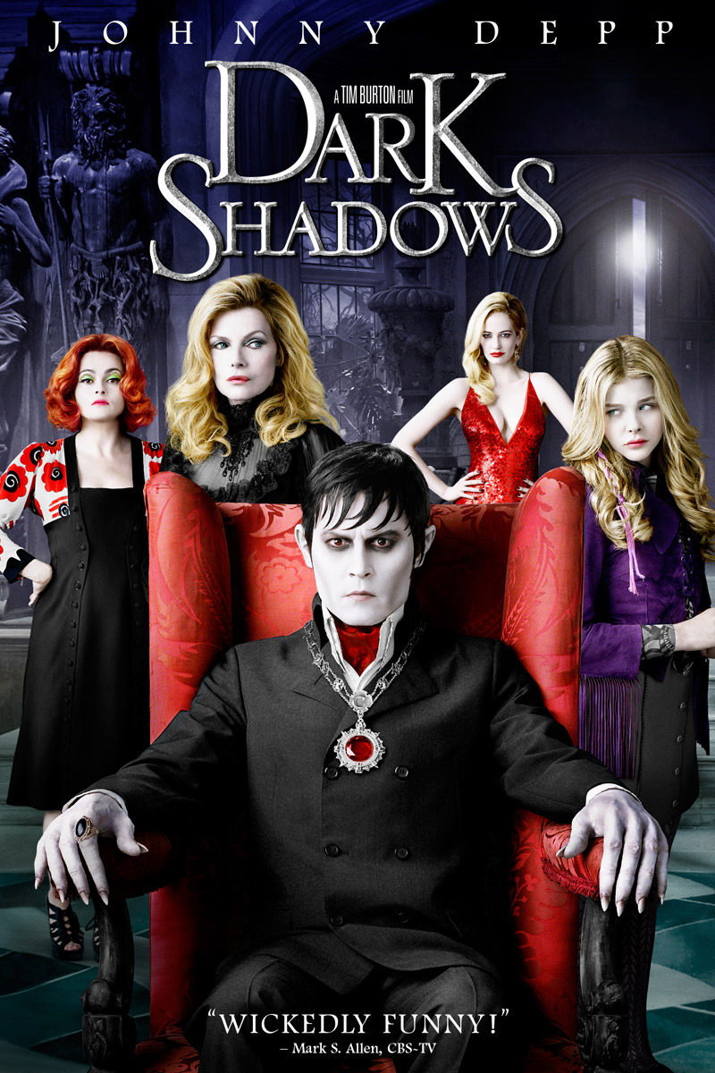 Dark Shadows (2012) - Rotten Tomatoes