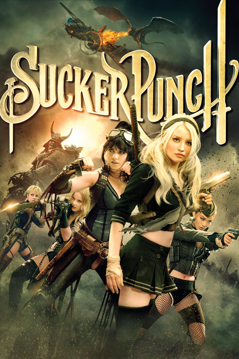 Poster del film Sucker Punch