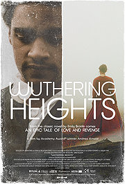 Wuthering Heights poster James Howson Heathcliff