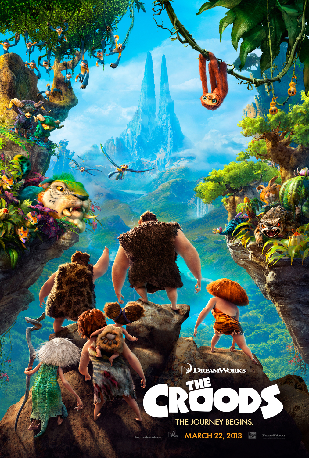 Watch The Croods Streaming Megashare free in HD | Leaked Movie