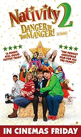 Nativity 2: Danger in the Manger! Poster