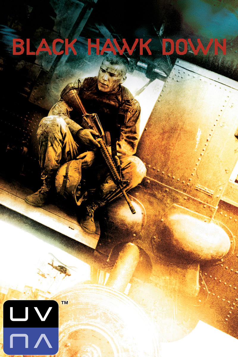 Poster del film Black Hawk Down