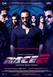 Poster Race 2 (2013) Movie