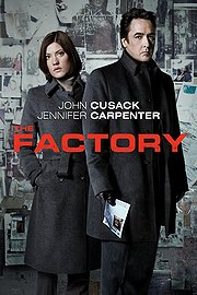 The Factory (BluRay) Crime | Thriller * John Cusack