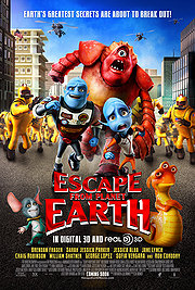 Escape From Planet Earth 3D 2013