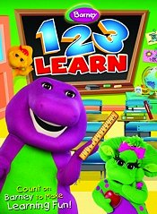 Barney: 1,2,3 Learn