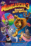Madagascar 3: Europe's Most Wanted poster & wallpaper