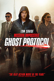 Mission: Impossible – Ghost Protocol (2011) Poster