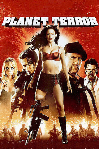 Planet Terror (Grindhouse Presents: Robert Rodriguez's Planet Terror)