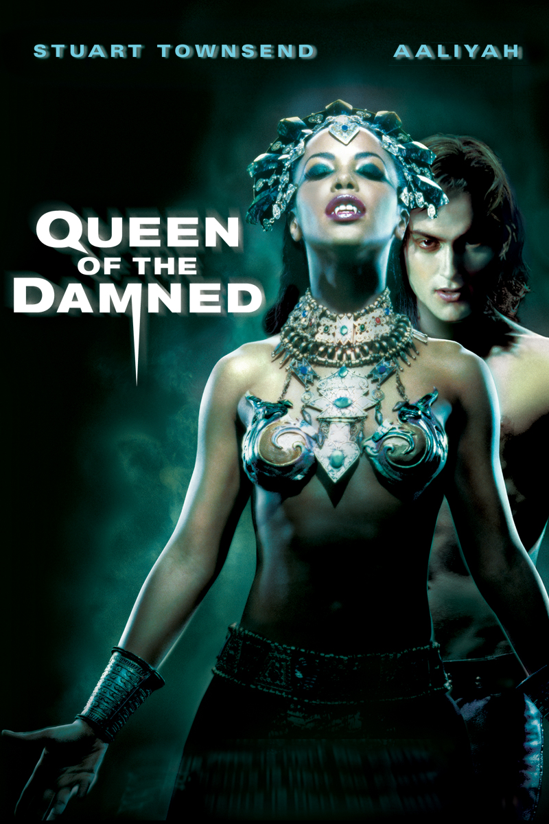 Can aaliyah queen of the damned movie will not