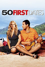 Poster 50 First Dates Movie