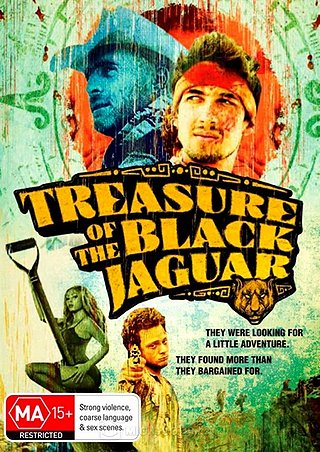 Treasure Of The Black Jaguar