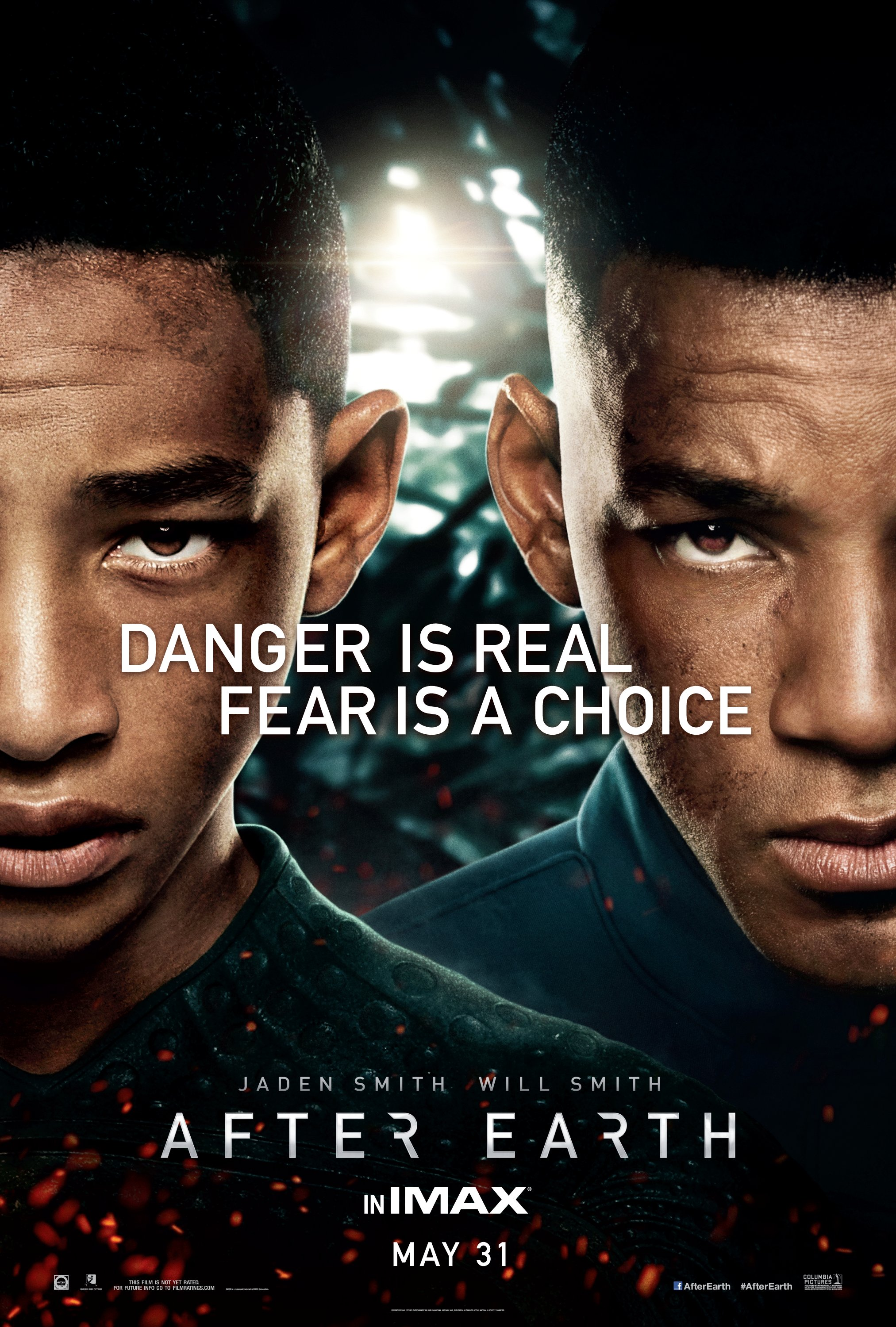 AFTER EARTH (PG-13)