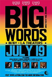 Big Words (2013)