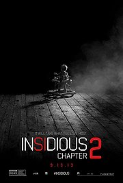 Insidious: Chapter 2 (2013) Movie Poster