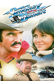 Smokey and the Bandit (1977) Poster
