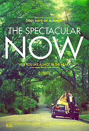 The Spectacular Now poster Miles Teller Sutter Keely
