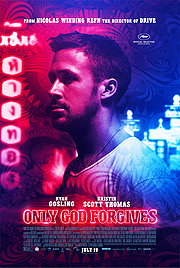 Only God Forgives poster Ryan Gosling Julian