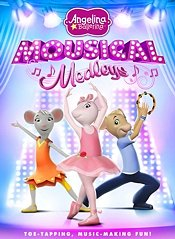 Angelina Ballerina: Mousical Medleys