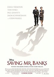 Saving Mr. Banks (2013) Poster