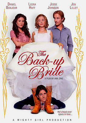 The Back-up Bride (Head Over Spurs in Love)
